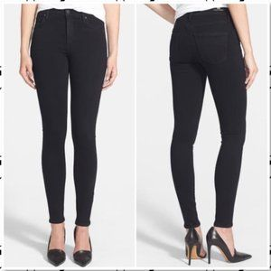 COH Rocket High Rise Skinny Jeans ankle stretch